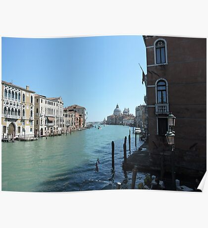 A Corner Of Venice Poster