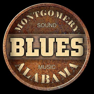 Montgomery Sound Blues Music Alabama by margner