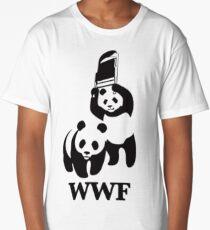 WWF - Chair Shot Long T-Shirt