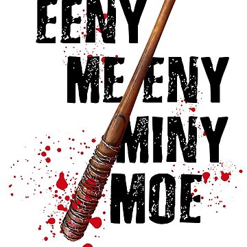 The Walking Dead - EENY MEENY MINY MOE de Cudge82