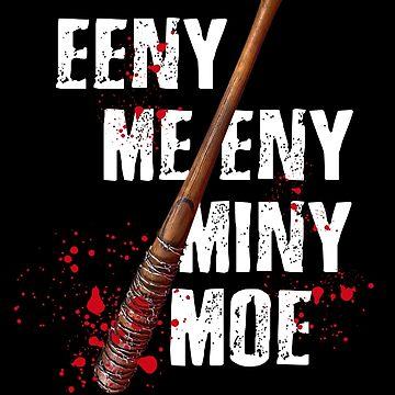 EENY MEENY MINY MOE Banned Primark Design de Cudge82