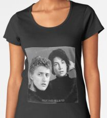 Excellent (vinyl square version) Women's Premium T-Shirt
