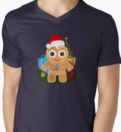 Christmas - Ginger Bread Man T-Shirt