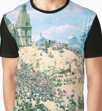 Sun Giant Graphic T-Shirt