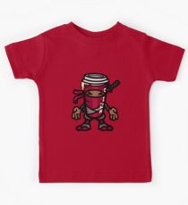 Coffee ninja or ninja coffee? - red Kids Clothes