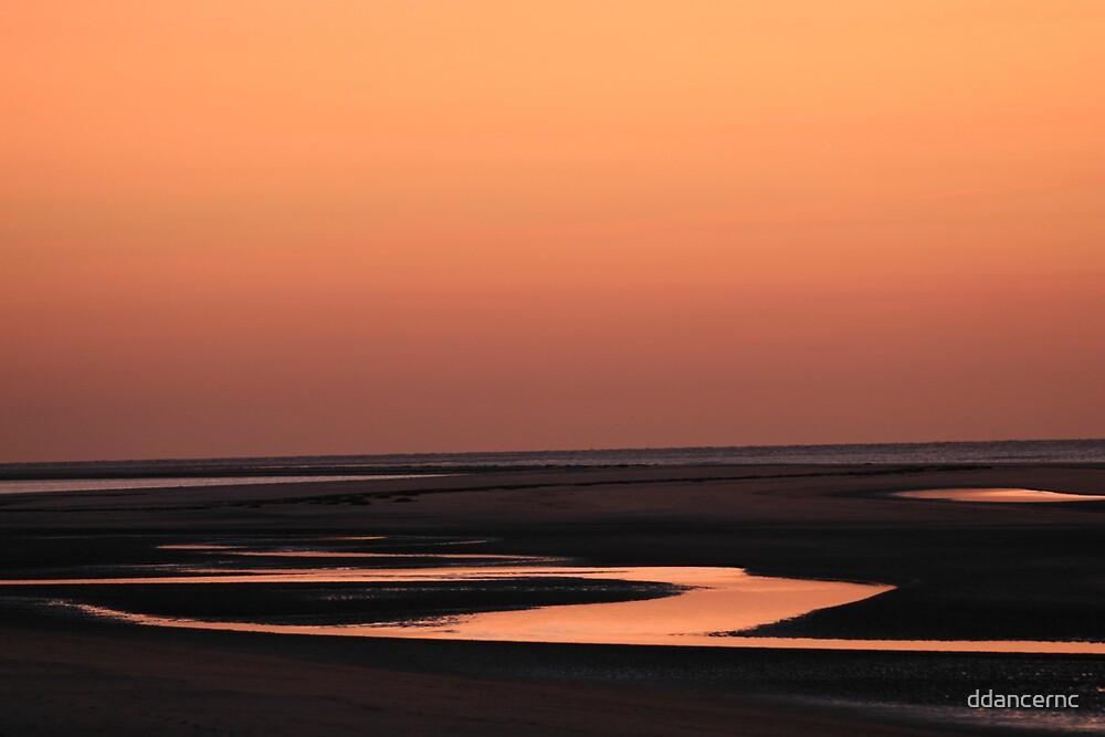 Atlantic Sunrise by ddancernc