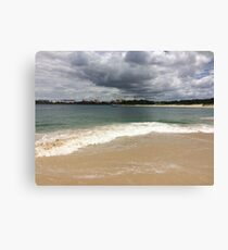 Beautiful day at Yarra Bay Beach, Sydney, Australia Canvas Print