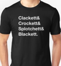 Noises Off - Clackett Unisex T-Shirt