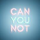 Kannst du nicht von N C
