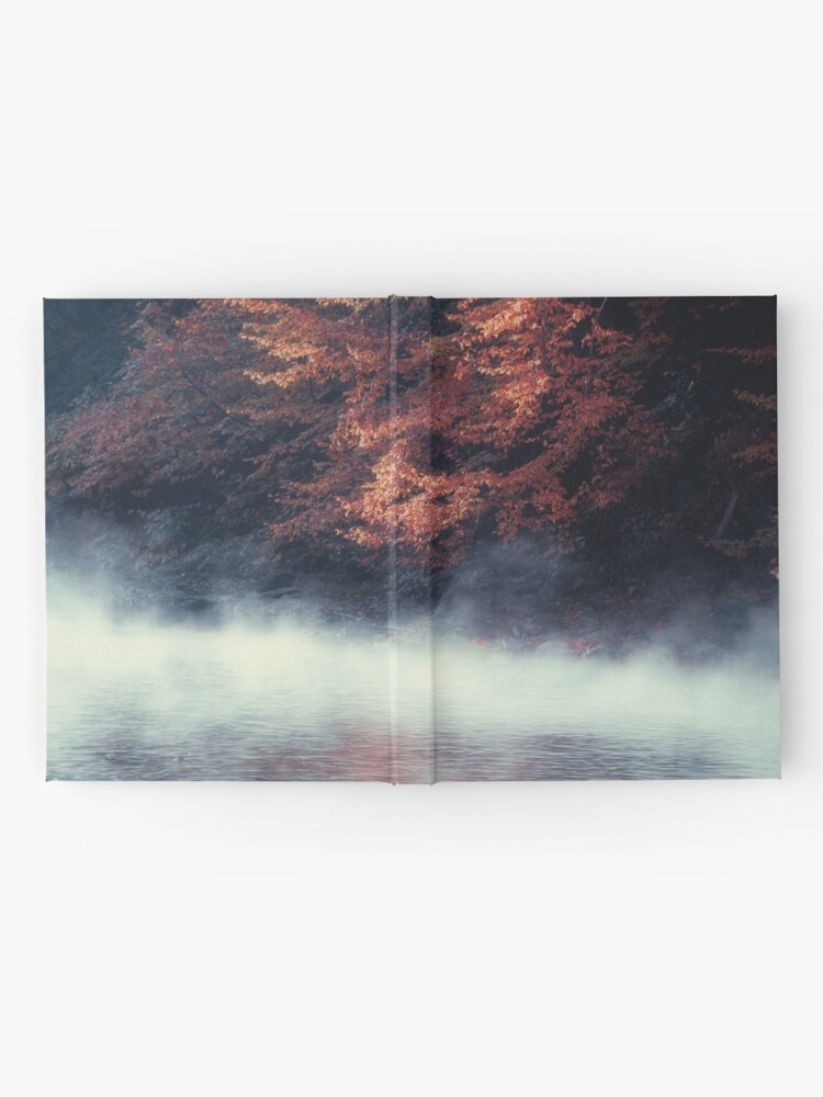 Alternate view of Nature*s Mirror - Fall at the River Hardcover Journal