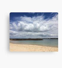 Yarra Bay Beach, Sydney, Australia Canvas Print