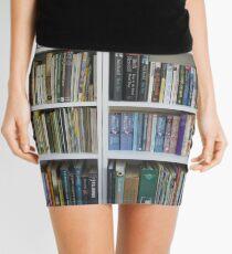 I Love Books Mini Skirt