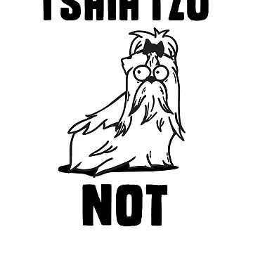 I shih tzu not by MustLoveAnimals