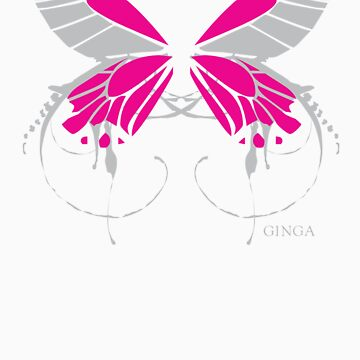 Pink Wings by natalieregina