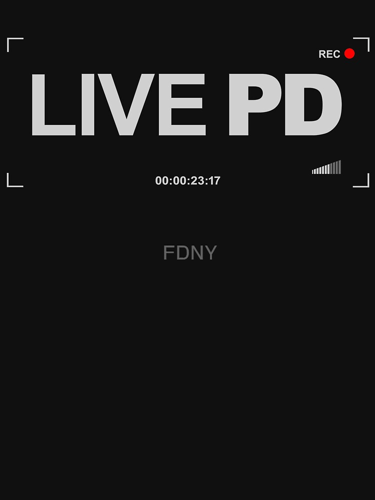 Live PD Rec by FDNY