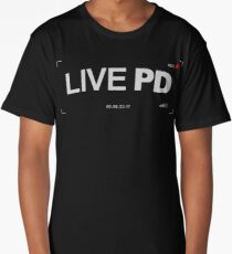Live PD Rec Long T-Shirt