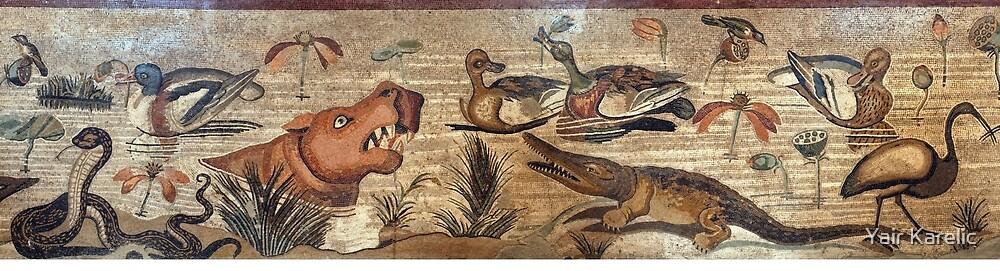 The Nile Mosaic by Yair Karelic