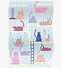 Tails and Ladders Poster