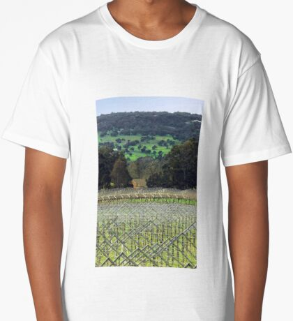 Swan Valley Winery Long T-Shirt