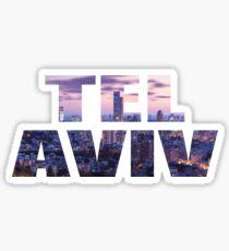 Tel Aviv Sticker