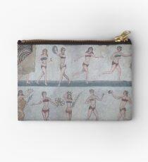 Bolso de mano Bikini Girls Mosaic - Villa Romana del Casale