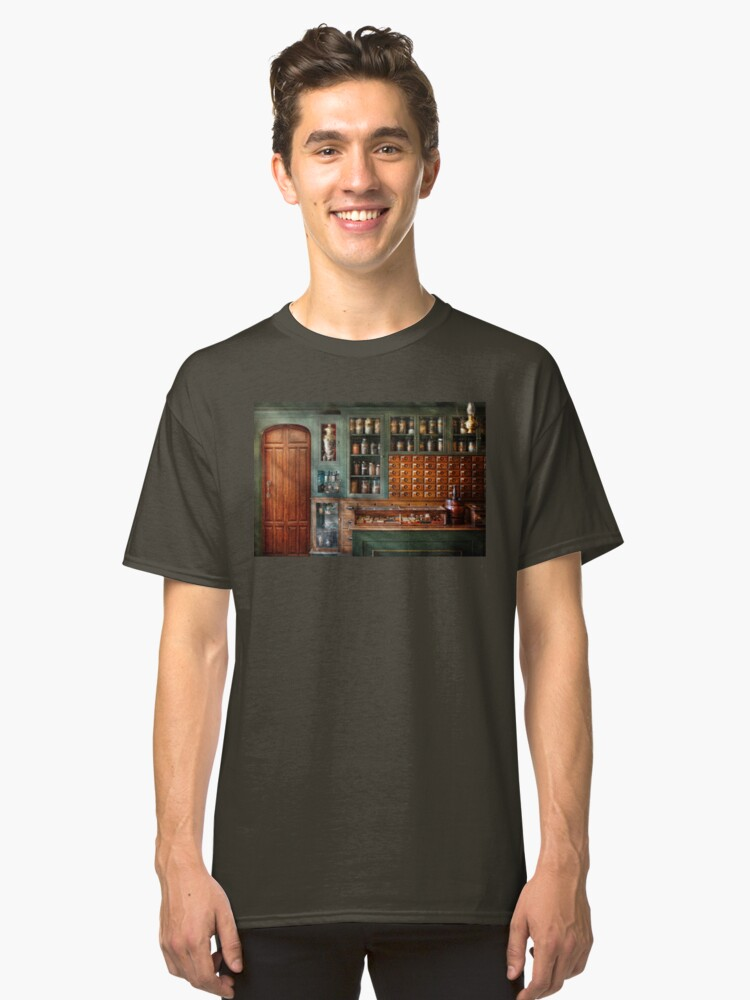 Pharmacy - Medicine - Pharmaceutical remedies  Classic T-Shirt Front