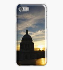 St Paul's Cathedral, London, England iPhone Case/Skin