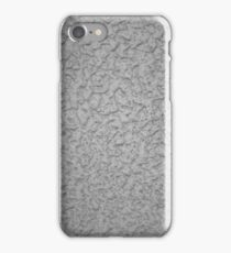 grey facade iPhone Case/Skin