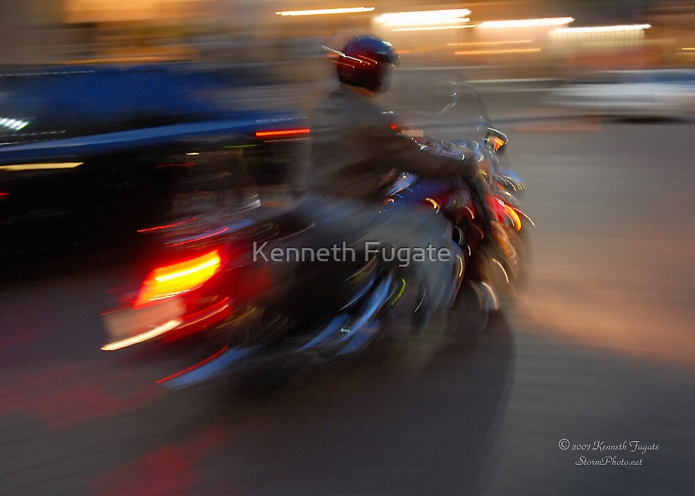 Velocity  by Kenneth Fugate