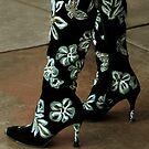 Fashion on High Heels  by Heather Friedman