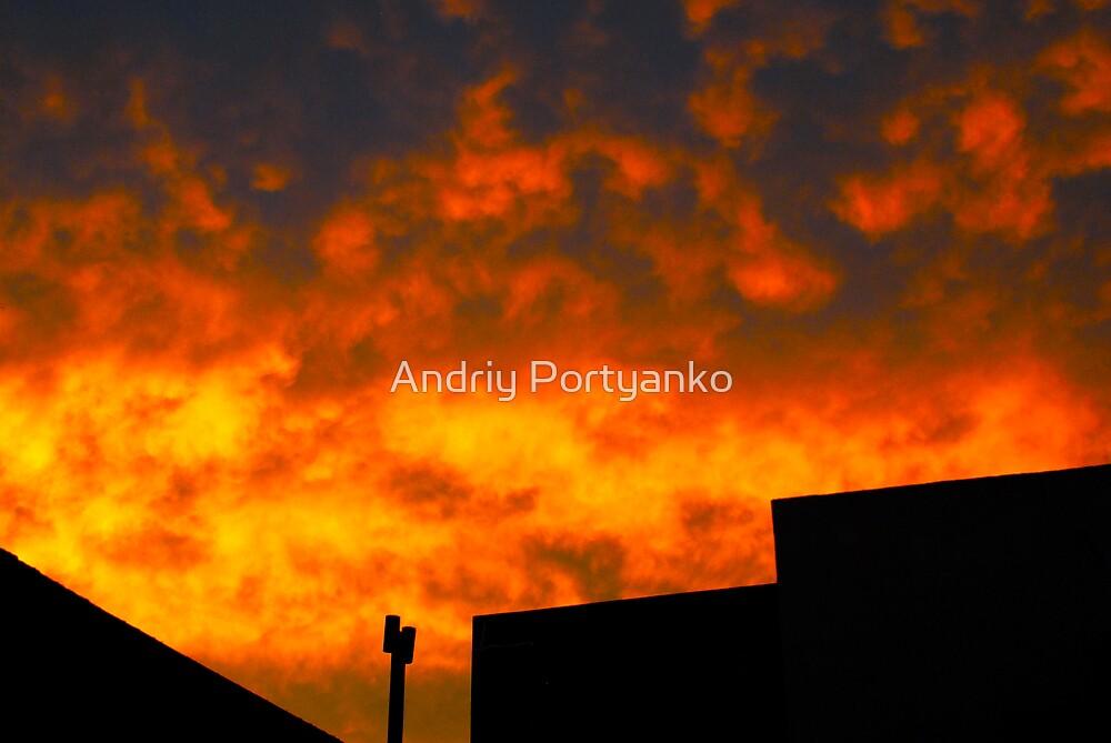 Fire by Andriy Portyanko