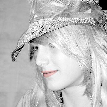 Portrait of a Fashion Designer (Fenella J Eaton 2007) by djaphotography