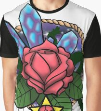 Rose Quartz Graphic T-Shirt