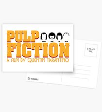 Vincent Jules Mia Butch Postcards