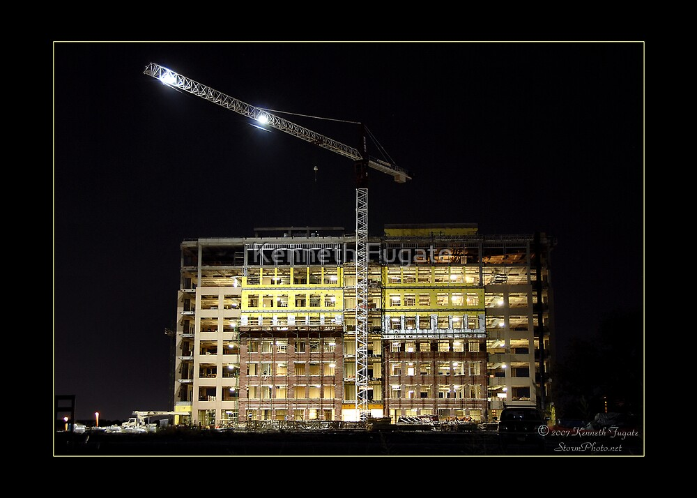 Building to the Stars-II  by Kenneth Fugate