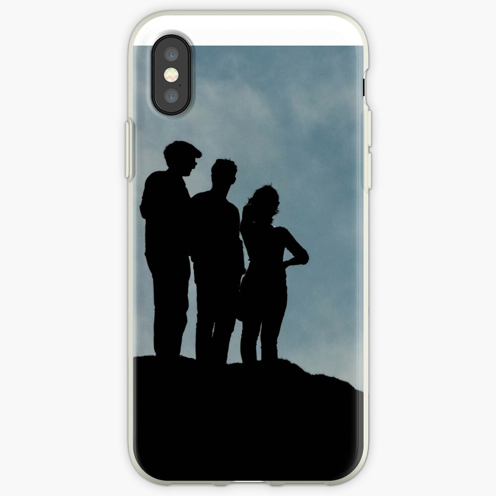 shadows on the hilltop  iPhone Case & Cover