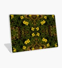 Tormentil in Shalwy Valley Laptop Skin