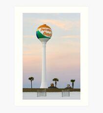 Pensacola Beach Art Print