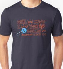 i wan't your love Unisex T-Shirt