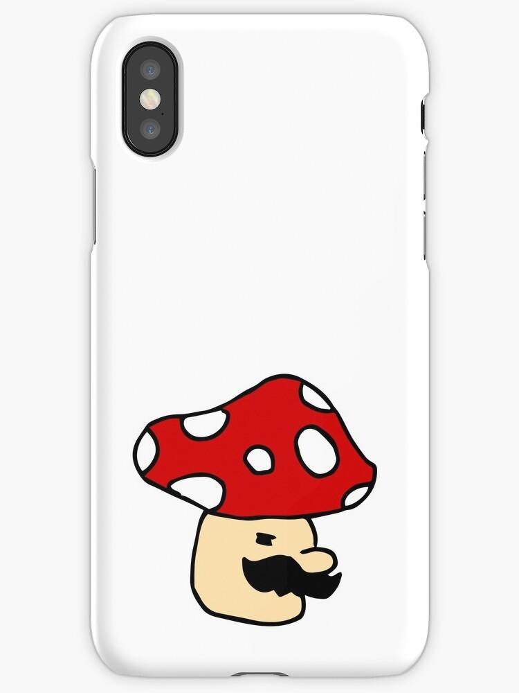 Mario Mushroom by Arkrite