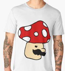 Mario Mushroom Men's Premium T-Shirt