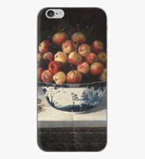 Hiepes, Tomas - Delft Fruit Bowl And Two Vases Of Flowers iPhone Case