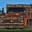 The Old Chevy by Sheryl Gerhard