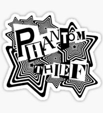 Phantom Thief - Persona 5 inspired.  Sticker