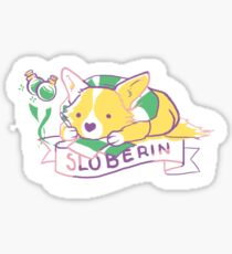 Sloberin Sticker