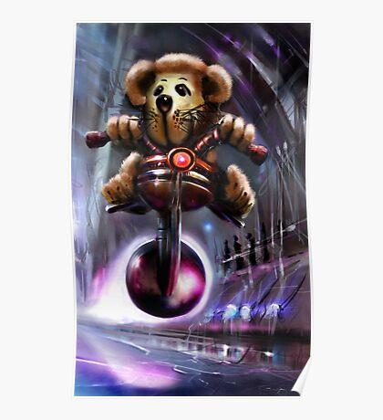 TeddyDawg Poster