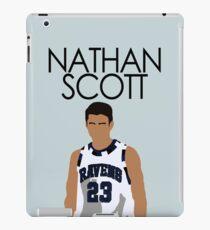 NATHAN SCOTT - ONE TREE HILL iPad Case/Skin