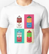 Graffiti pop T-Shirt