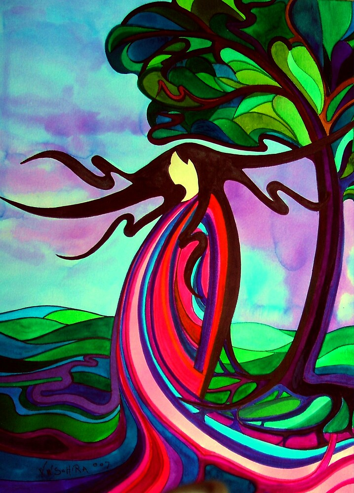 Symbiosis by Jamie Winter-Schira