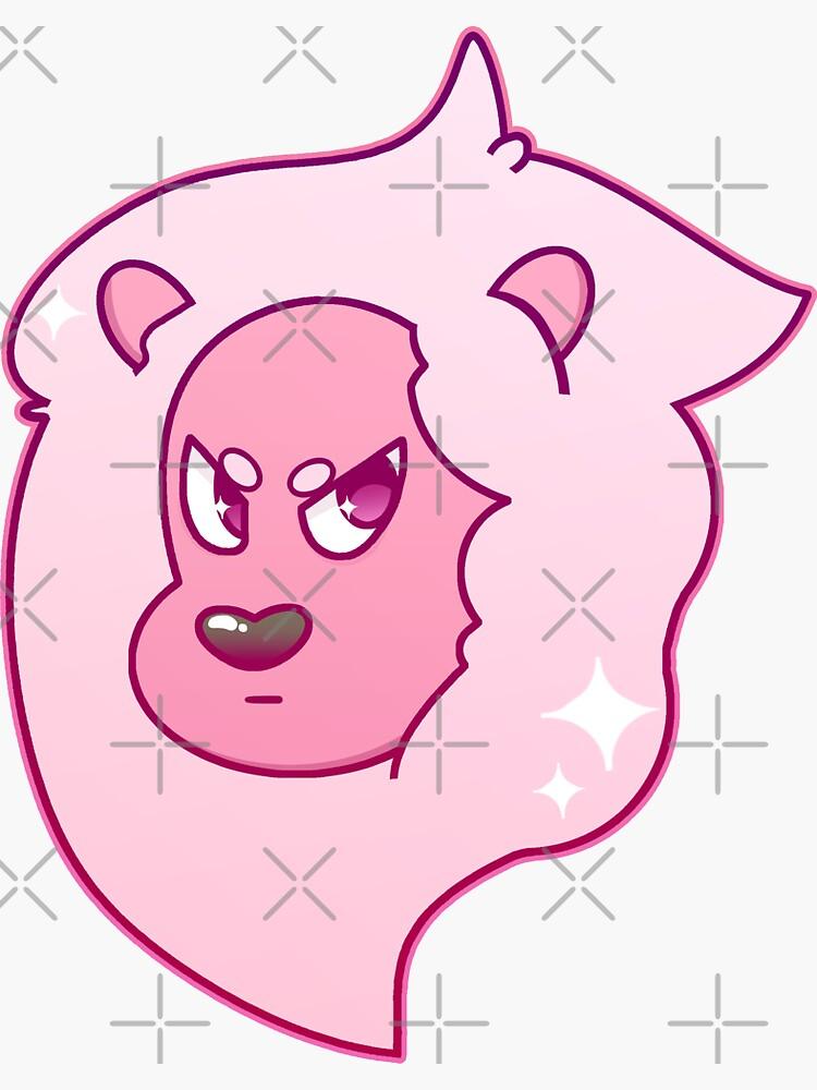 Pink Lion by Elisecv